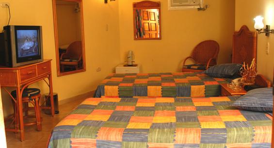 Hotel Ficha